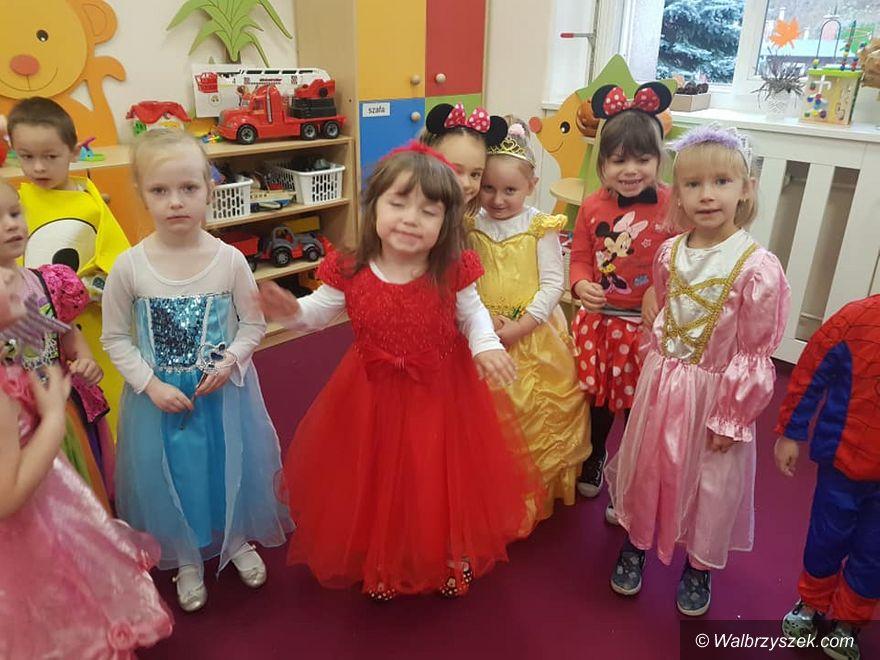 Wałbrzych: Przedszkolne zabawy