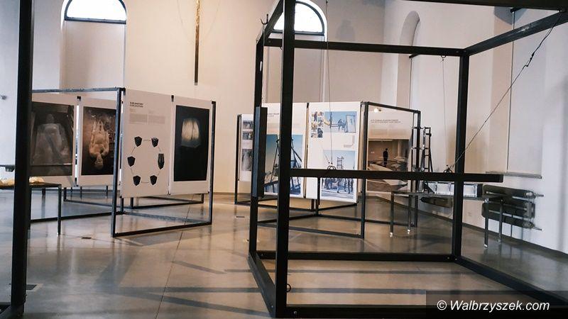 Wałbrzych: Wystawa Domańskiego