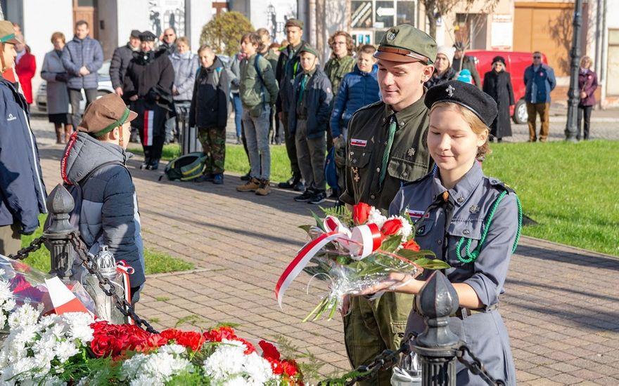 REGION, Mieroszów: Uczcili niepodległość