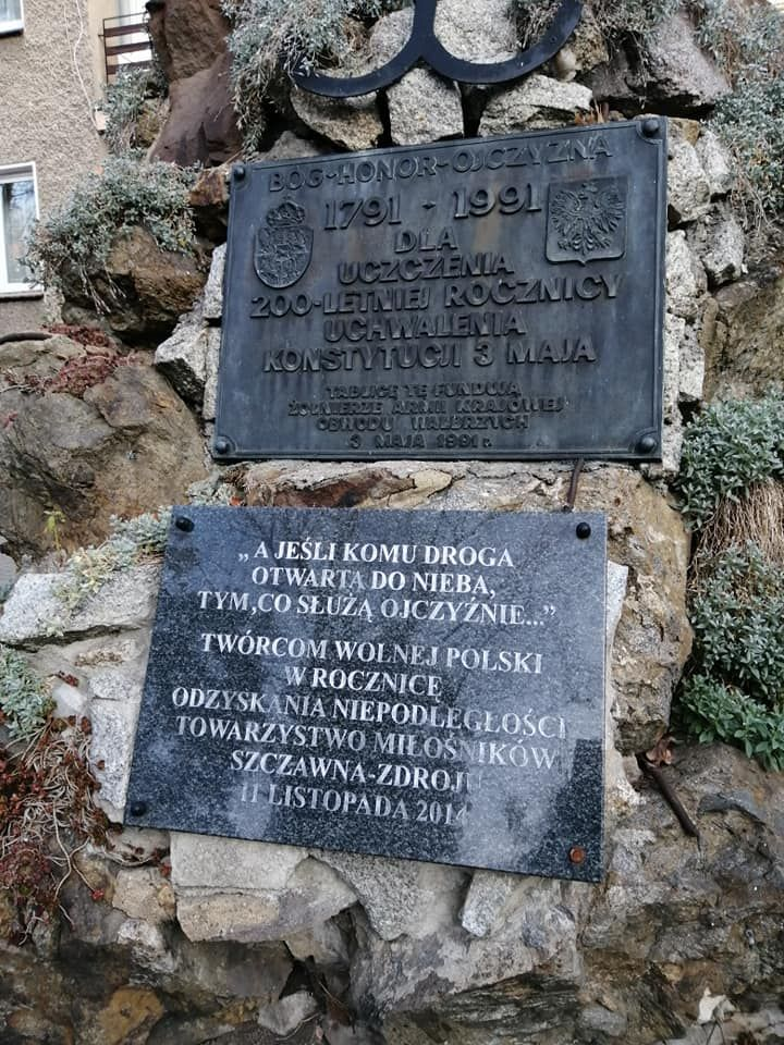 REGION, Szczawno-Zdrój: Patriotycznie w Szczawnie