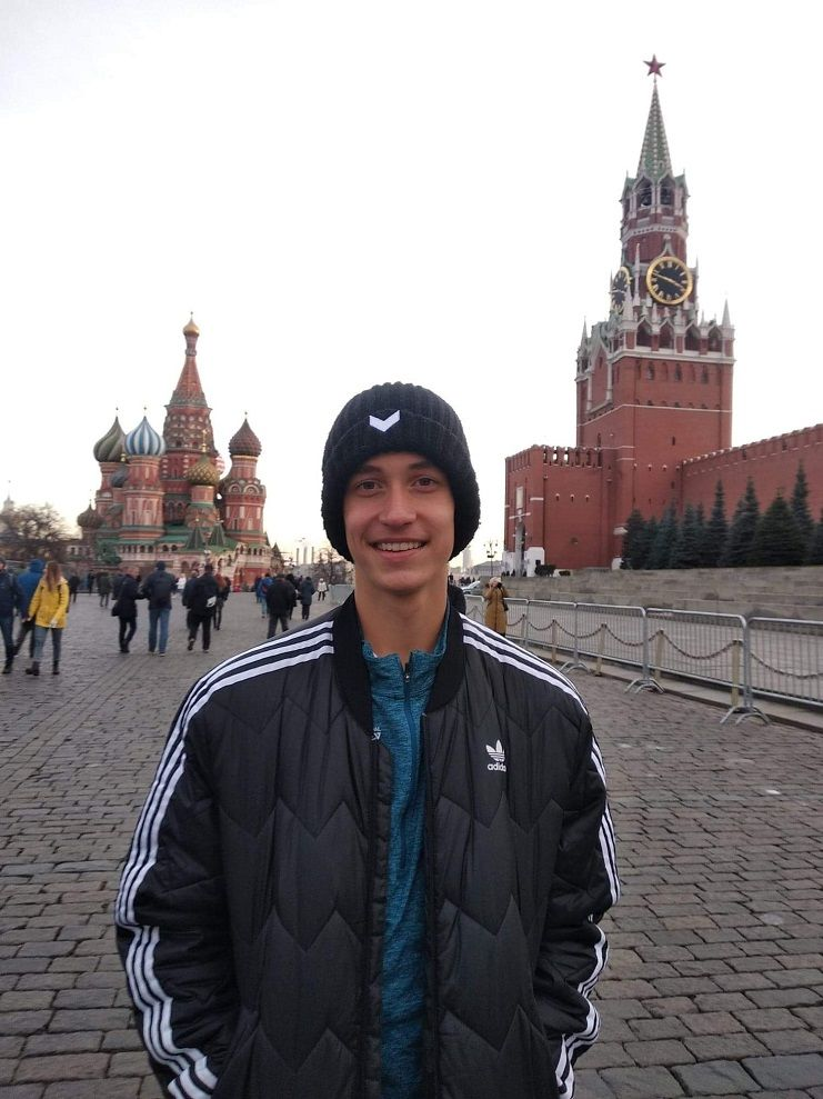 Szczawno-Zdrój: Dawid w Moskwie