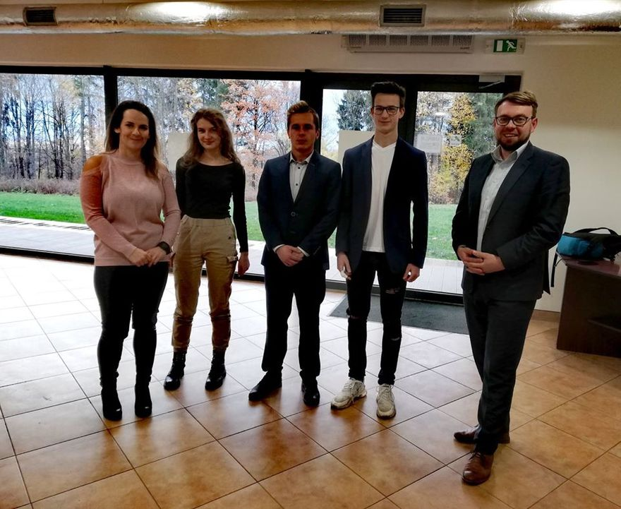 REGION, Szczawno-Zdrój: Współpraca z młodzieżą