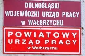 Wałbrzych/powiat wałbrzyski: Niskie bezrobocie