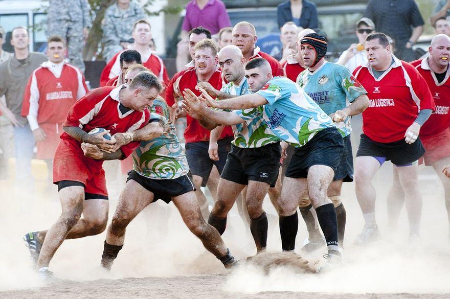 Wałbrzych/Kraj: Rugby – sport dla prawdziwych mężczyzn