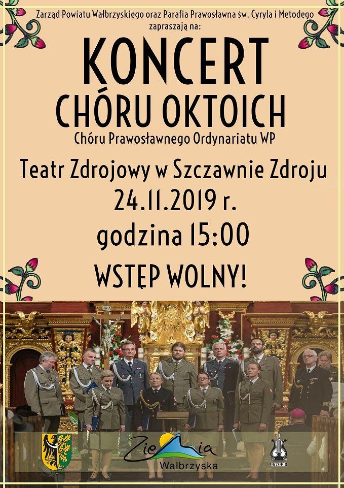 REGION, Szczawno-Zdrój: Zaśpiewa chór