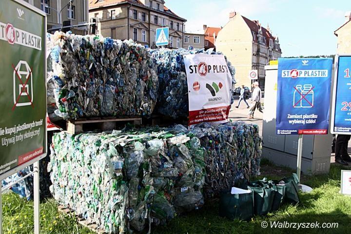 REGION, Szczawno-Zdrój: Nie dla plastiku