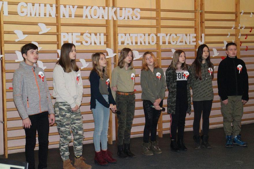 REGION, Kowalowa: Pieśni patriotyczne