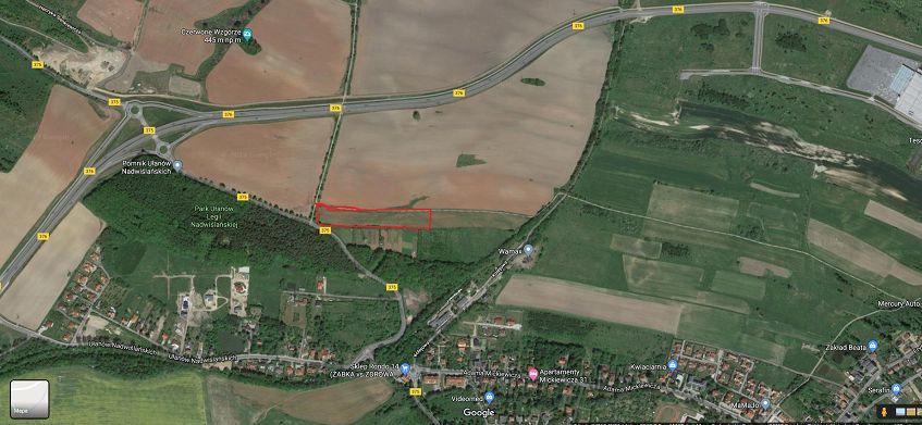 REGION, Szczawno-Zdrój: Kup pan działkę...