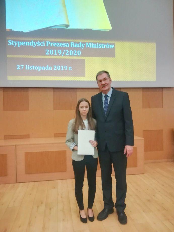 Wałbrzych: Stypendium premiera