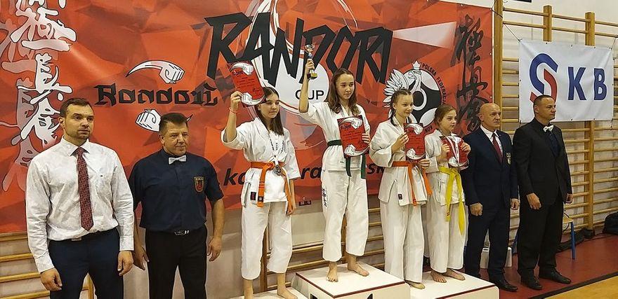 Radomsko: Karatecy w akcji