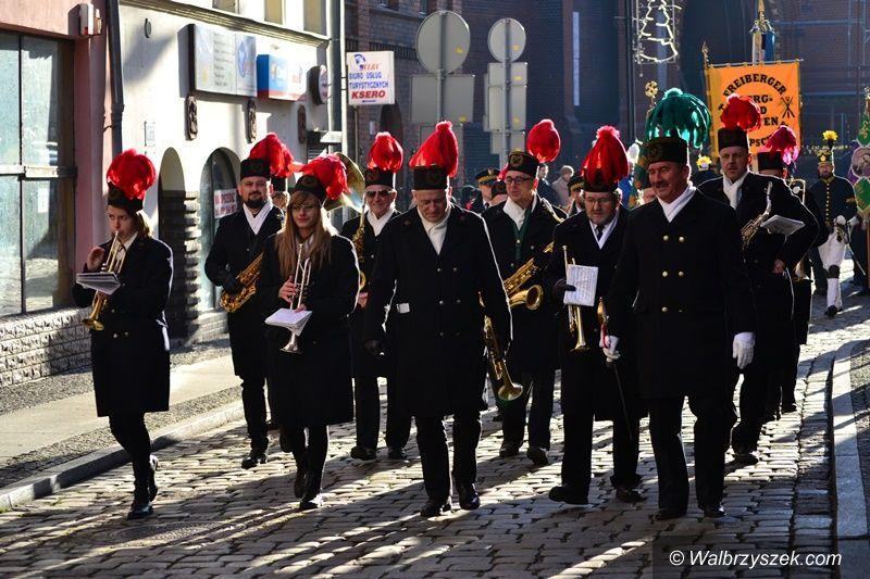 Wałbrzych: Górnicza parada