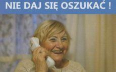 Wałbrzych: Podejrzliwa seniorka