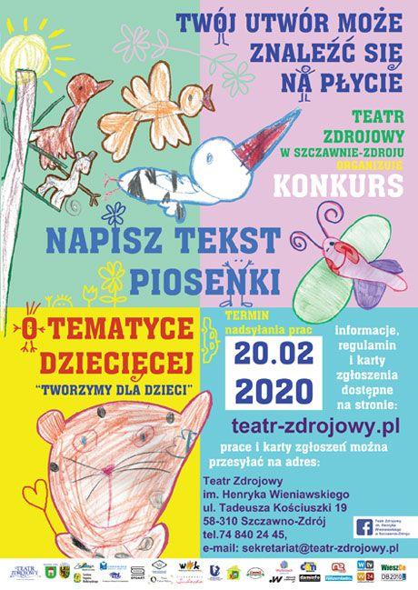 REGION, Szczawno-Zdrój: Napisz tekst