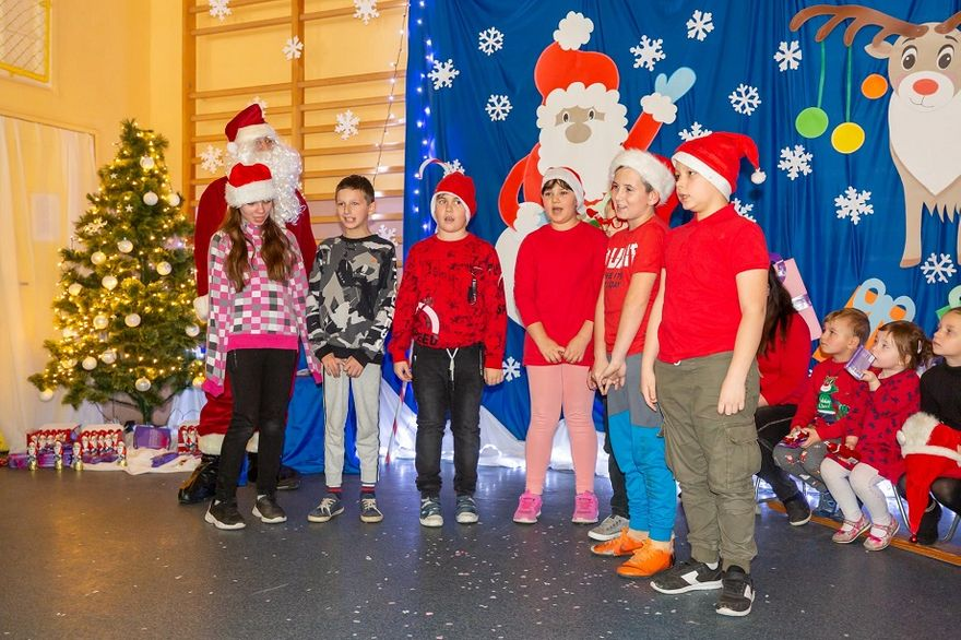 REGION, Kowalowa: Magiczny Mikołaj