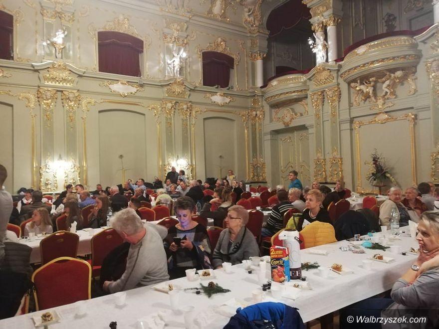 Wałbrzych/powiat wałbrzyski: Tradycyjne spotkanie