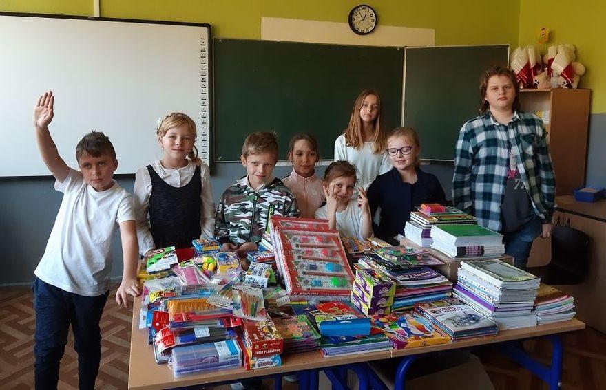 REGION, Sokołowsko: Paczka dla potrzebujących