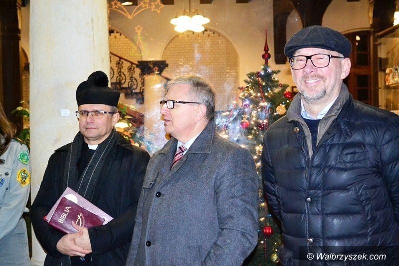 REGION, Szczawno-Zdrój: Wigilia w uzdrowisku