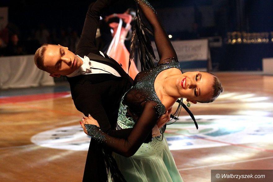 Wałbrzych: Turniej tańca