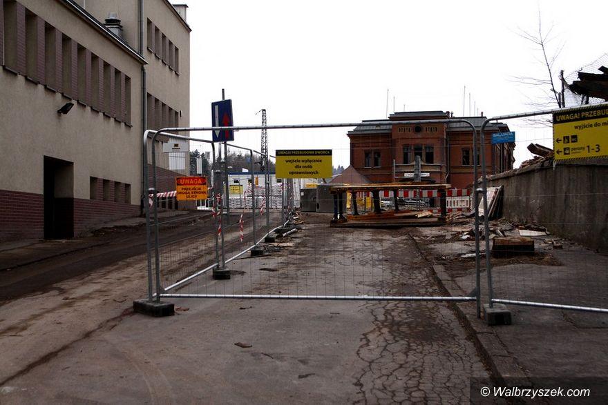 Wałbrzych: Remontują dworzec