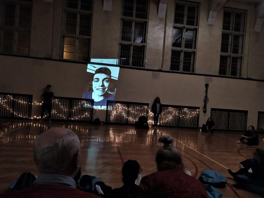 Wałbrzych: Spektakl licealistów