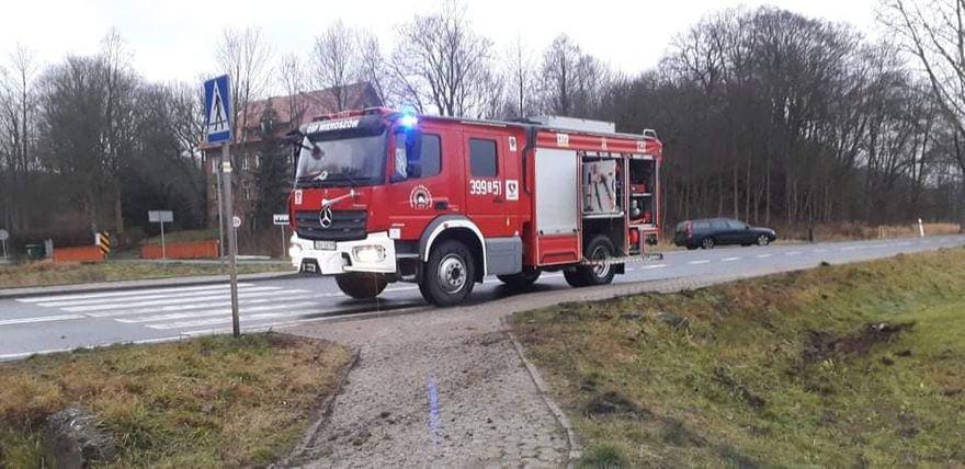 REGION, Golińsk: Wypadek w Golińsku