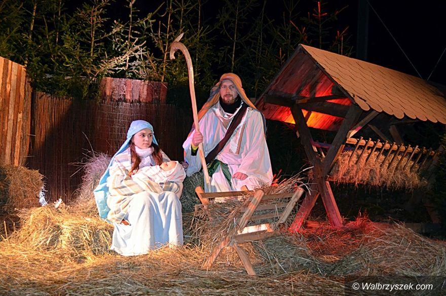 REGION, Głuszyca: Żywe Betlejem