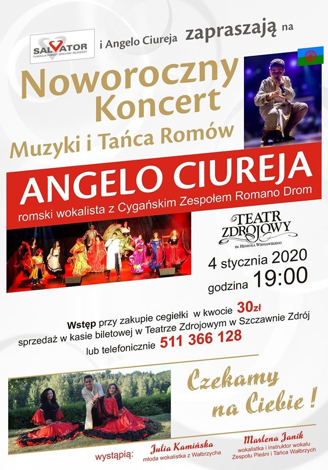 REGION, Szczawno-Zdrój: Noworoczny koncert