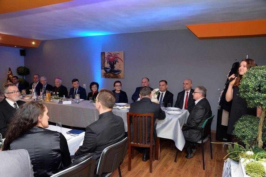 Wałbrzych: Spotkanie opłatkowe