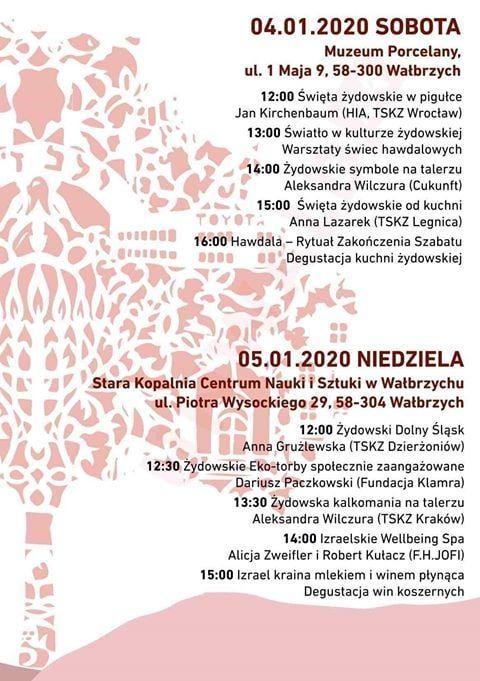Wałbrzych: Kultura Żydowska