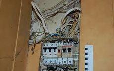 Wałbrzych: Kradli prąd