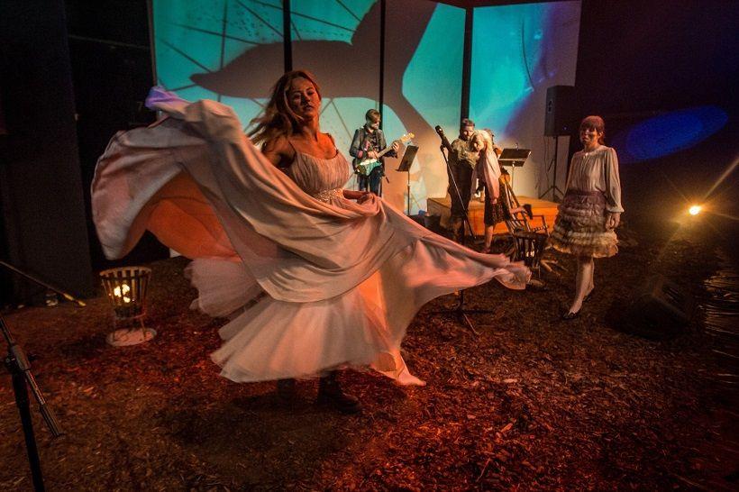 Wałbrzych: Western i musical