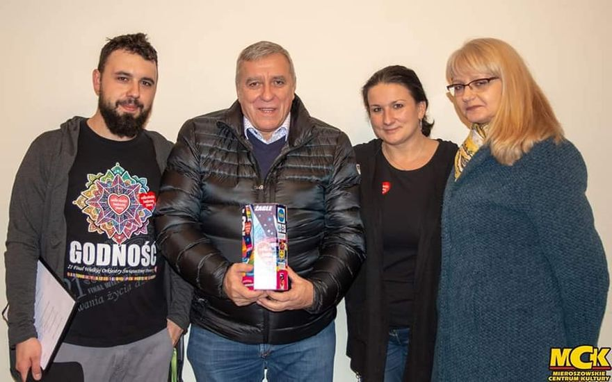 REGION, Mieroszów: WOŚP w Mieroszowie