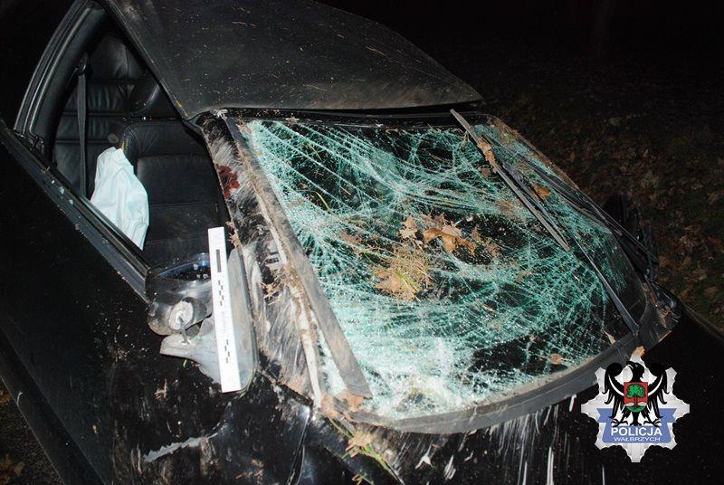 REGION, Szczawno-Zdrój: Wypadek w Szczawnie