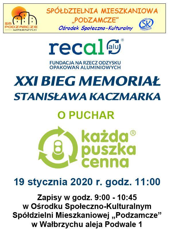 Wałbrzych: Memoriał Kaczmarka