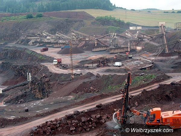 REGION, Czarny Bór: Mieszkańcy kontra kopalnia