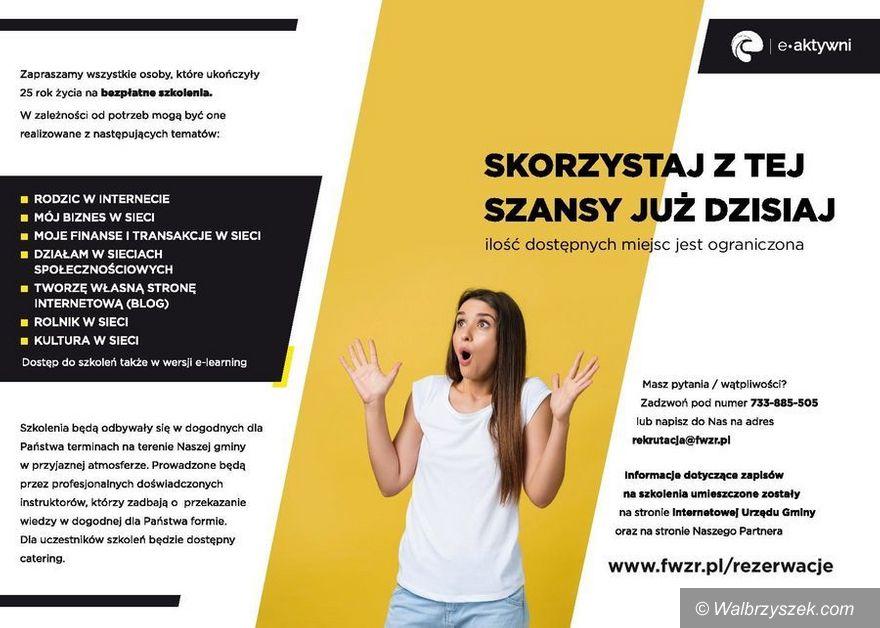REGION, Jedlina-Zdrój: Ciekawy projekt