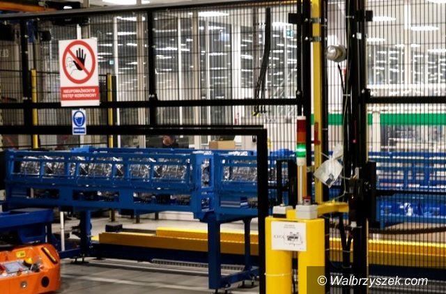 Wałbrzych: Pół tysiąca nowych miejsc pracy
