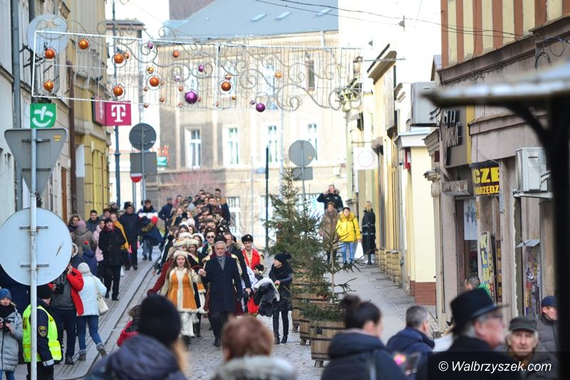 Wałbrzych: Tradycyjny Polonez