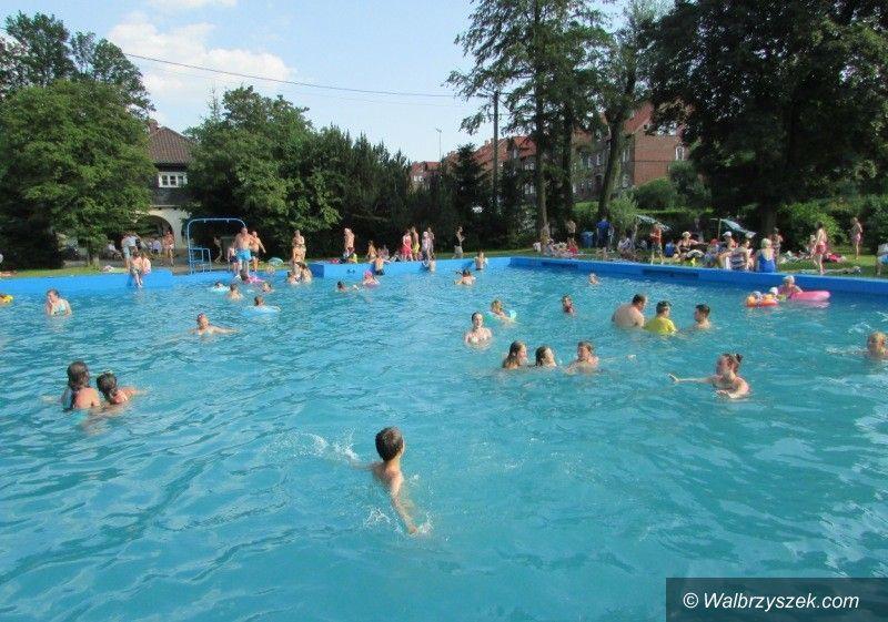 Wałbrzych: Jeśli basen to tylko na Białym Kamieniu