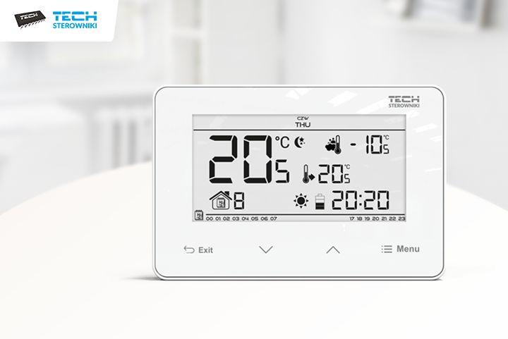 Kraj/Region: Regulator ST–293 – nowoczesne i funkcjonalne urządzenie do sterowania temperaturą