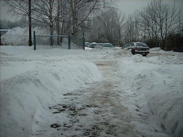 REGION: Nadciąga zima