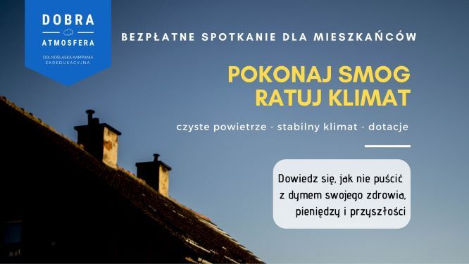 REGION, Boguszów-Gorce: Pokonać smog