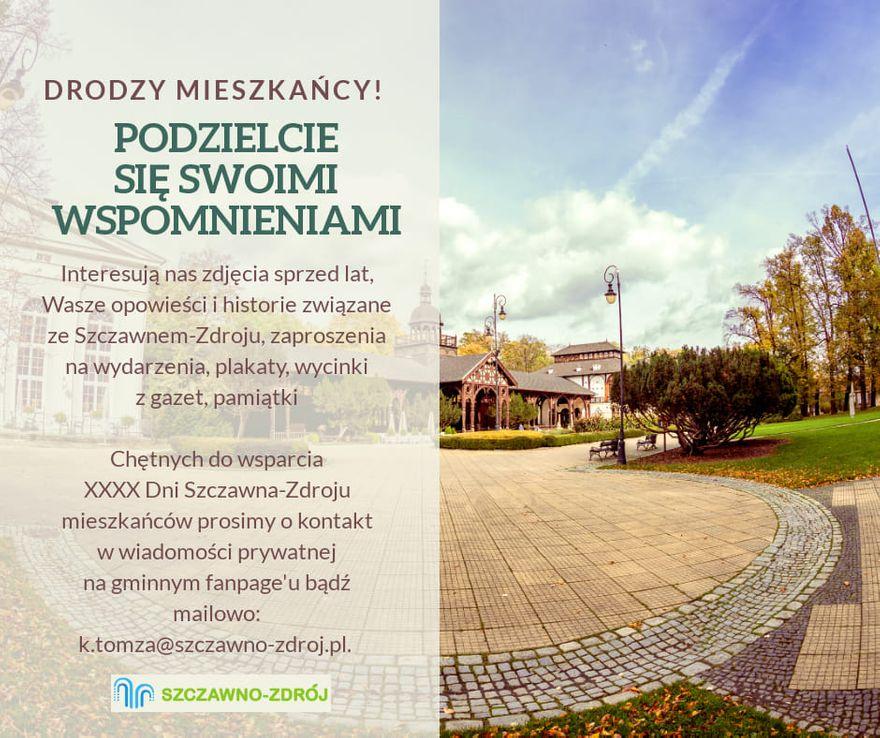 REGION, Szczawno-Zdrój: Jubileuszowe dni