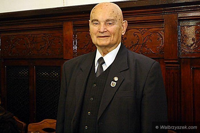Wałbrzych: Zmarł Tadeusz Skrężyna