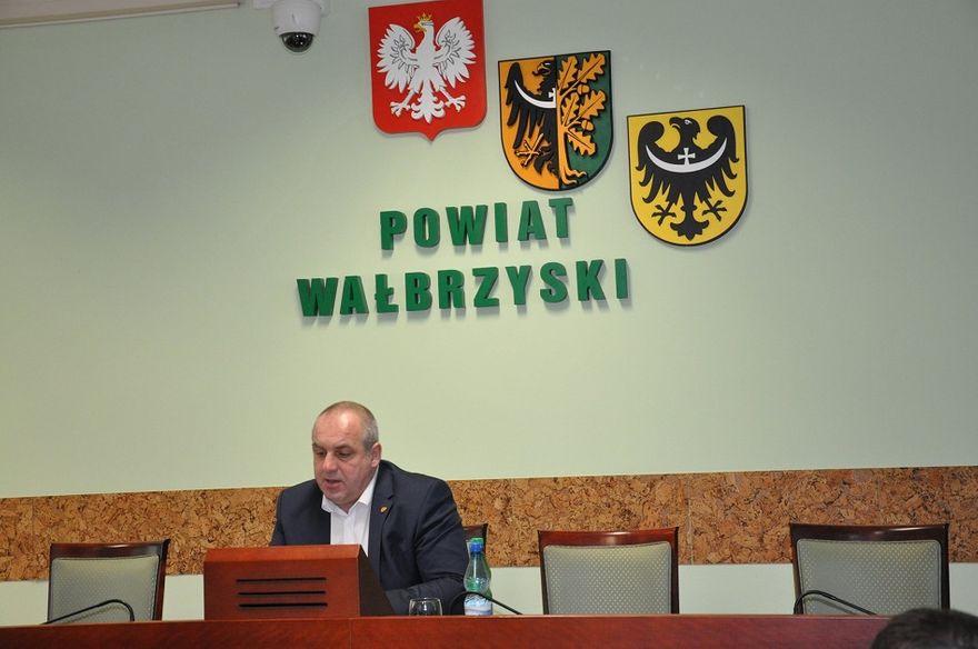 powiat wałbrzyski: Posiedzenie komisji