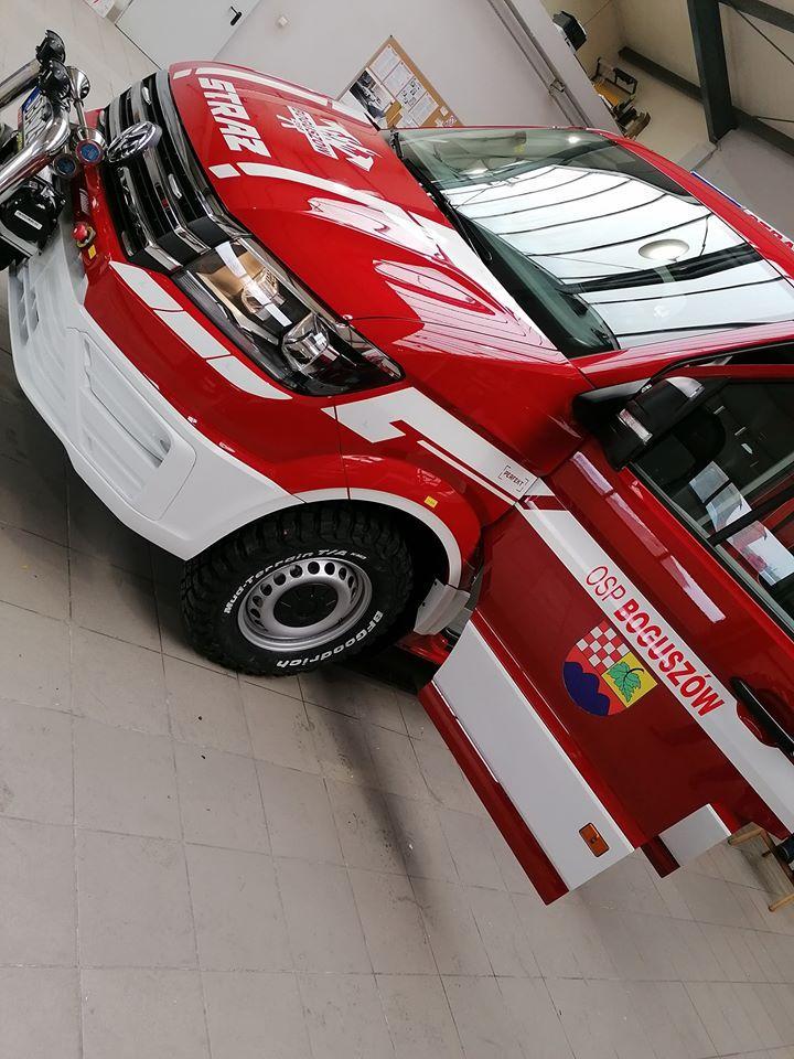REGION, Boguszów-Gorce: Podsumowanie strażaków