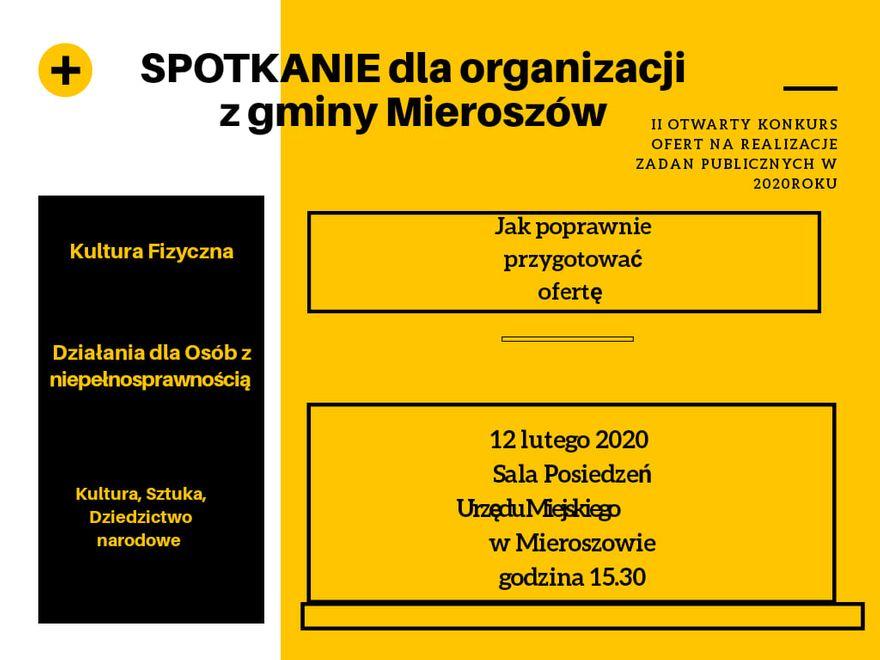 REGION, Mieroszów: Konkurs raz jeszcze