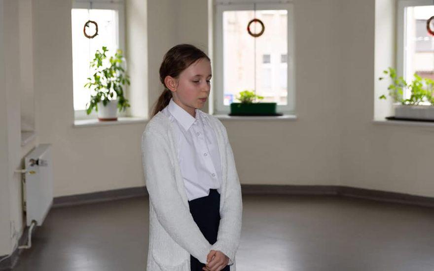 REGION, Mieroszów: Recytują na medal