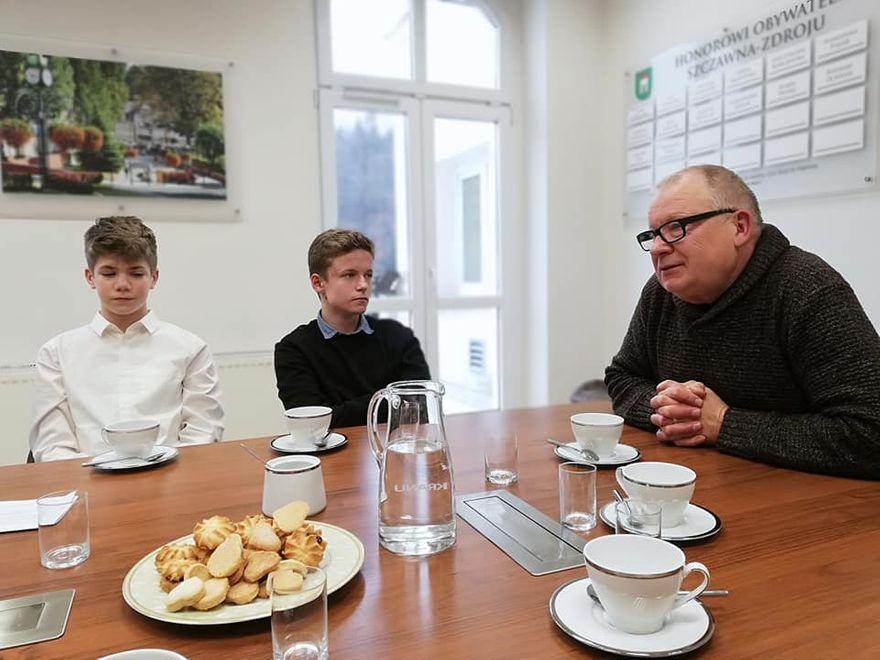 REGION, Szczawno-Zdrój: Aktywna młodzież