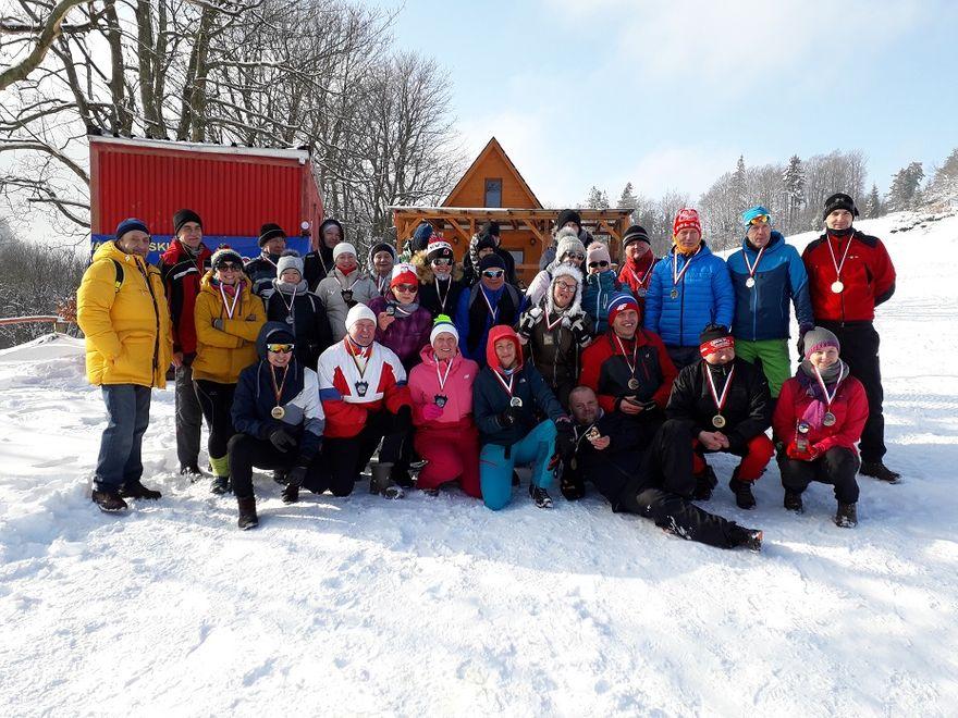Wałbrzych: Zimowy triathlon